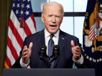 Biden Carrying out one of Trump's Biggest Promises