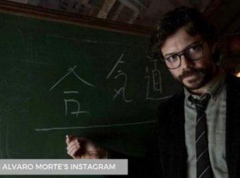 Money Heist Season 5: Alvaro Morte Aka Professor Shares Photo From The Sets Of The Show