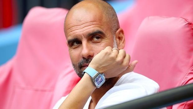 Guardiola hails Man City journey after booking final spot