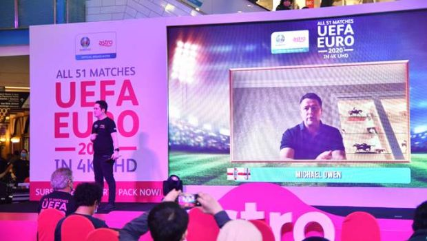 Astro set to go big for Euro 2020 with complete 4K offering and more