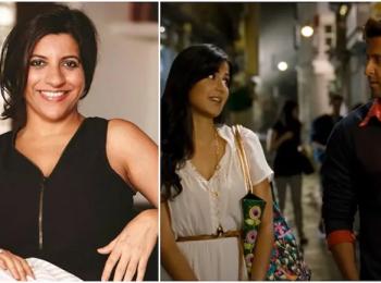 Zoya Akhtar shares special post on 10 years of Zindagi Na Milegi Dobara. Hrithik, Katrina react