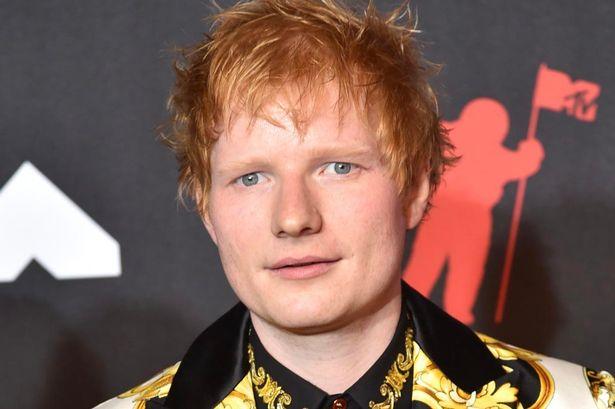 Ed Sheeran tests positive for coronavirus days before album release